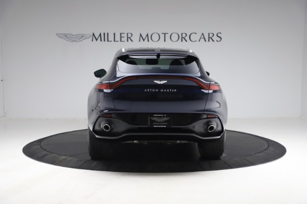 New 2021 Aston Martin DBX for sale $213,086 at Alfa Romeo of Greenwich in Greenwich CT 06830 5