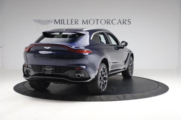 New 2021 Aston Martin DBX for sale $213,086 at Alfa Romeo of Greenwich in Greenwich CT 06830 6