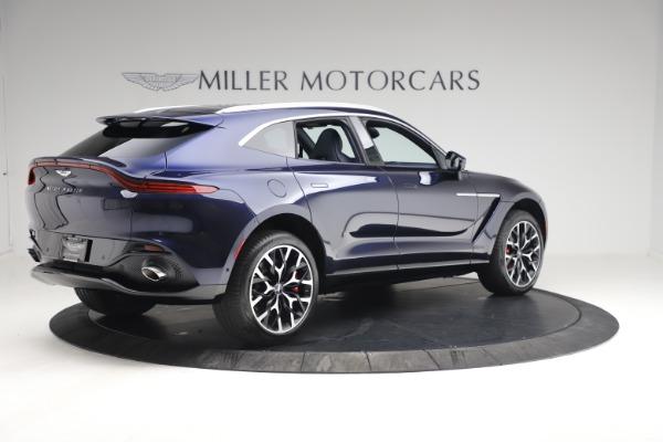 New 2021 Aston Martin DBX for sale $213,086 at Alfa Romeo of Greenwich in Greenwich CT 06830 7