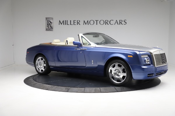 Used 2009 Rolls-Royce Phantom Drophead Coupe for sale $225,900 at Alfa Romeo of Greenwich in Greenwich CT 06830 10
