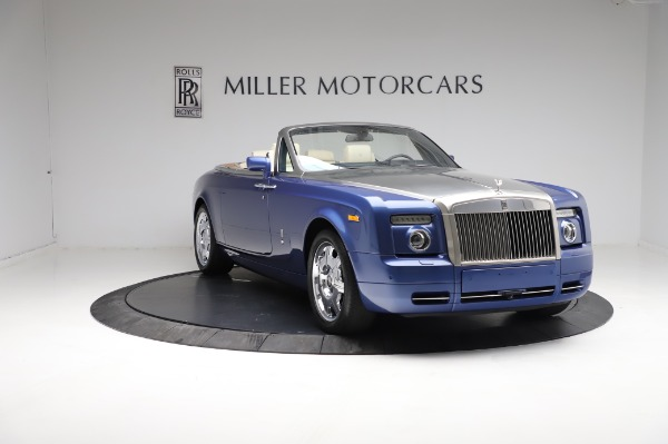 Used 2009 Rolls-Royce Phantom Drophead Coupe for sale $225,900 at Alfa Romeo of Greenwich in Greenwich CT 06830 11