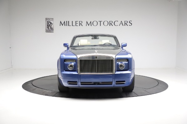 Used 2009 Rolls-Royce Phantom Drophead Coupe for sale $225,900 at Alfa Romeo of Greenwich in Greenwich CT 06830 12