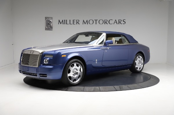 Used 2009 Rolls-Royce Phantom Drophead Coupe for sale $225,900 at Alfa Romeo of Greenwich in Greenwich CT 06830 13