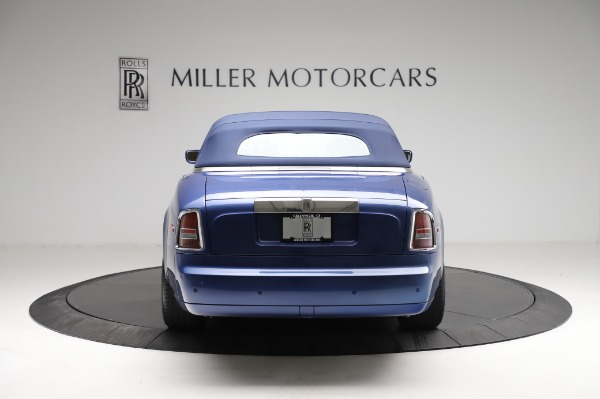 Used 2009 Rolls-Royce Phantom Drophead Coupe for sale $225,900 at Alfa Romeo of Greenwich in Greenwich CT 06830 15