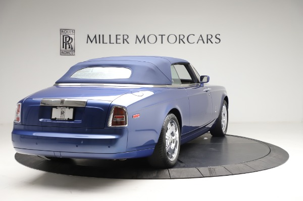 Used 2009 Rolls-Royce Phantom Drophead Coupe for sale $225,900 at Alfa Romeo of Greenwich in Greenwich CT 06830 16