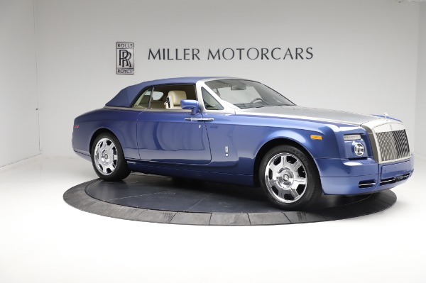 Used 2009 Rolls-Royce Phantom Drophead Coupe for sale $225,900 at Alfa Romeo of Greenwich in Greenwich CT 06830 18