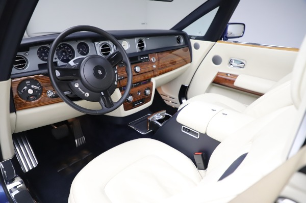 Used 2009 Rolls-Royce Phantom Drophead Coupe for sale $225,900 at Alfa Romeo of Greenwich in Greenwich CT 06830 19