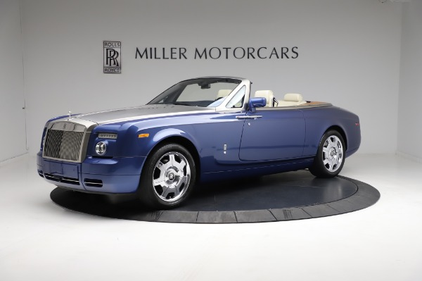 Used 2009 Rolls-Royce Phantom Drophead Coupe for sale $225,900 at Alfa Romeo of Greenwich in Greenwich CT 06830 2