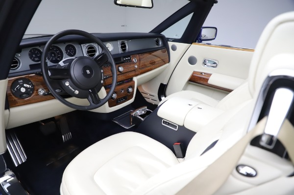 Used 2009 Rolls-Royce Phantom Drophead Coupe for sale $225,900 at Alfa Romeo of Greenwich in Greenwich CT 06830 20