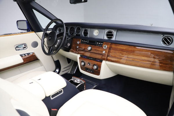 Used 2009 Rolls-Royce Phantom Drophead Coupe for sale $225,900 at Alfa Romeo of Greenwich in Greenwich CT 06830 24