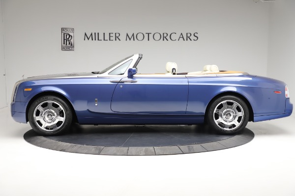 Used 2009 Rolls-Royce Phantom Drophead Coupe for sale $225,900 at Alfa Romeo of Greenwich in Greenwich CT 06830 3