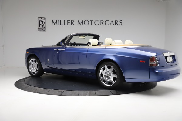 Used 2009 Rolls-Royce Phantom Drophead Coupe for sale $225,900 at Alfa Romeo of Greenwich in Greenwich CT 06830 4