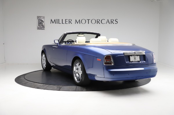 Used 2009 Rolls-Royce Phantom Drophead Coupe for sale $225,900 at Alfa Romeo of Greenwich in Greenwich CT 06830 5