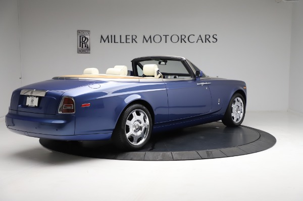 Used 2009 Rolls-Royce Phantom Drophead Coupe for sale $225,900 at Alfa Romeo of Greenwich in Greenwich CT 06830 8