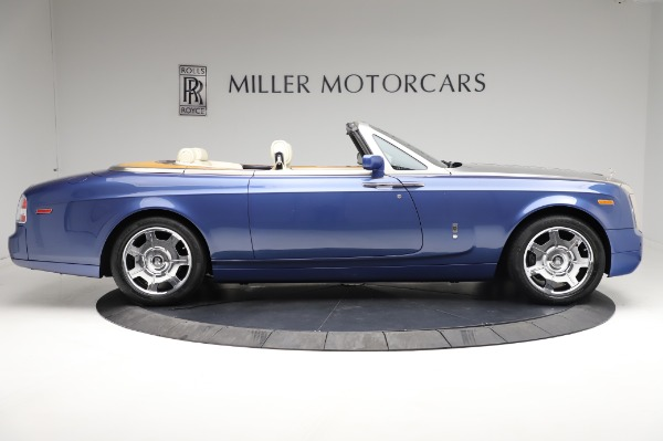 Used 2009 Rolls-Royce Phantom Drophead Coupe for sale $225,900 at Alfa Romeo of Greenwich in Greenwich CT 06830 9