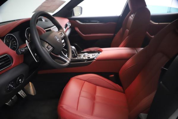 New 2021 Maserati Levante Q4 GranSport for sale $92,485 at Alfa Romeo of Greenwich in Greenwich CT 06830 15