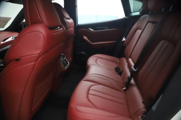 New 2021 Maserati Levante Q4 GranSport for sale $92,485 at Alfa Romeo of Greenwich in Greenwich CT 06830 18