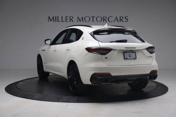 New 2021 Maserati Levante Q4 GranSport for sale $92,485 at Alfa Romeo of Greenwich in Greenwich CT 06830 5