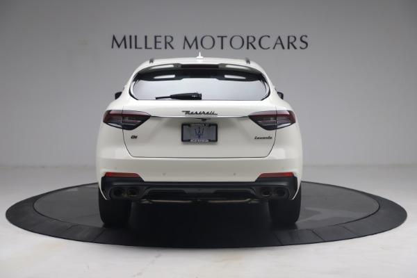 New 2021 Maserati Levante Q4 GranSport for sale $92,485 at Alfa Romeo of Greenwich in Greenwich CT 06830 6