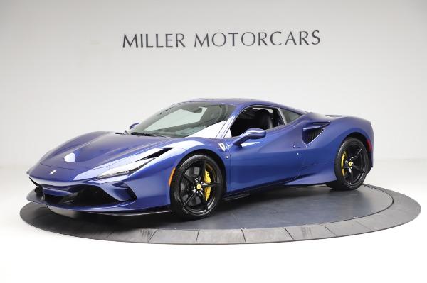 Used 2020 Ferrari F8 Tributo for sale $349,900 at Alfa Romeo of Greenwich in Greenwich CT 06830 2
