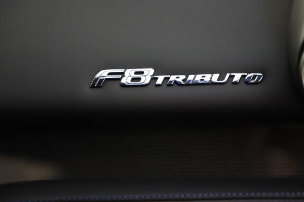 Used 2020 Ferrari F8 Tributo for sale $349,900 at Alfa Romeo of Greenwich in Greenwich CT 06830 21
