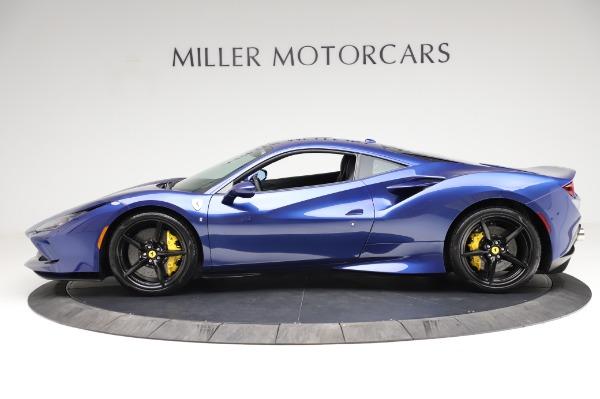 Used 2020 Ferrari F8 Tributo for sale $349,900 at Alfa Romeo of Greenwich in Greenwich CT 06830 3