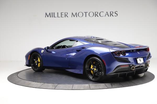 Used 2020 Ferrari F8 Tributo for sale $349,900 at Alfa Romeo of Greenwich in Greenwich CT 06830 4