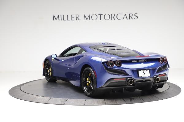 Used 2020 Ferrari F8 Tributo for sale $349,900 at Alfa Romeo of Greenwich in Greenwich CT 06830 5