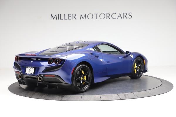 Used 2020 Ferrari F8 Tributo for sale $349,900 at Alfa Romeo of Greenwich in Greenwich CT 06830 7