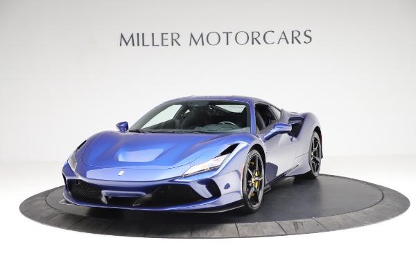 Used 2020 Ferrari F8 Tributo for sale $349,900 at Alfa Romeo of Greenwich in Greenwich CT 06830 1
