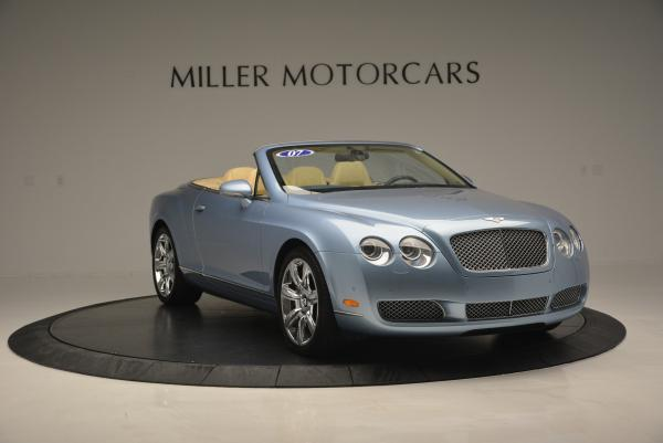 Used 2007 Bentley Continental GTC for sale Sold at Alfa Romeo of Greenwich in Greenwich CT 06830 10
