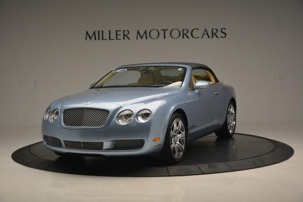 Used 2007 Bentley Continental GTC for sale Sold at Alfa Romeo of Greenwich in Greenwich CT 06830 13