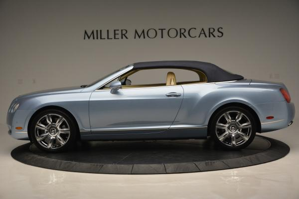 Used 2007 Bentley Continental GTC for sale Sold at Alfa Romeo of Greenwich in Greenwich CT 06830 15