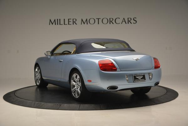 Used 2007 Bentley Continental GTC for sale Sold at Alfa Romeo of Greenwich in Greenwich CT 06830 17