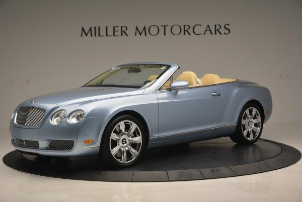 Used 2007 Bentley Continental GTC for sale Sold at Alfa Romeo of Greenwich in Greenwich CT 06830 2