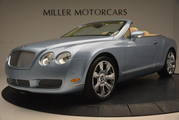 Used 2007 Bentley Continental GTC for sale Sold at Alfa Romeo of Greenwich in Greenwich CT 06830 27