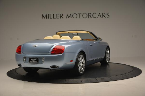 Used 2007 Bentley Continental GTC for sale Sold at Alfa Romeo of Greenwich in Greenwich CT 06830 7