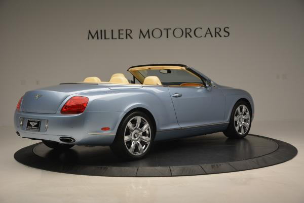 Used 2007 Bentley Continental GTC for sale Sold at Alfa Romeo of Greenwich in Greenwich CT 06830 8