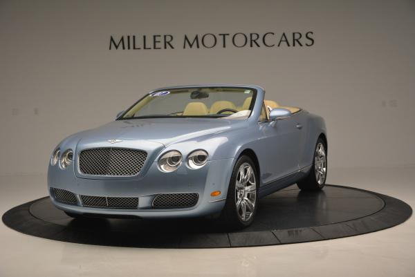 Used 2007 Bentley Continental GTC for sale Sold at Alfa Romeo of Greenwich in Greenwich CT 06830 1