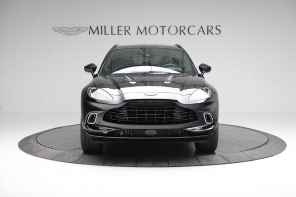 New 2021 Aston Martin DBX for sale $209,686 at Alfa Romeo of Greenwich in Greenwich CT 06830 11