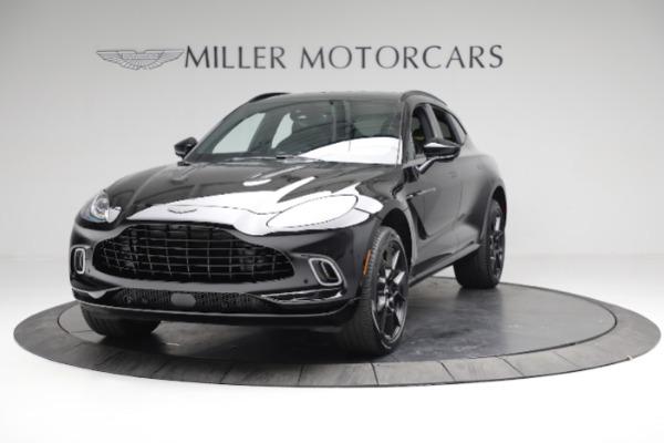 New 2021 Aston Martin DBX for sale $209,686 at Alfa Romeo of Greenwich in Greenwich CT 06830 12