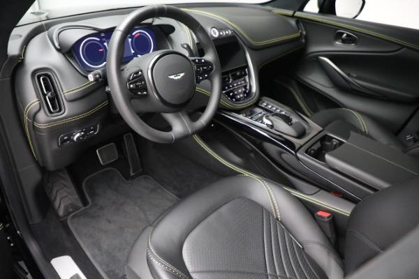 New 2021 Aston Martin DBX for sale $209,686 at Alfa Romeo of Greenwich in Greenwich CT 06830 13