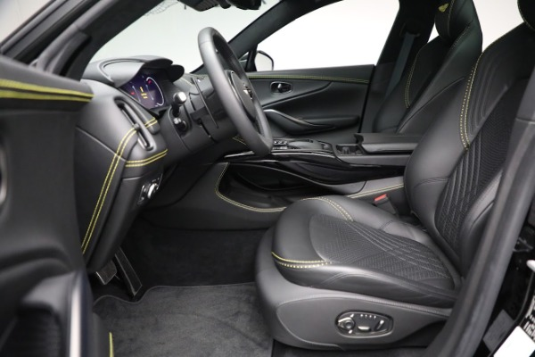 New 2021 Aston Martin DBX for sale $209,686 at Alfa Romeo of Greenwich in Greenwich CT 06830 14