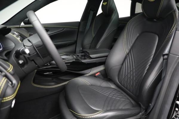 New 2021 Aston Martin DBX for sale $209,686 at Alfa Romeo of Greenwich in Greenwich CT 06830 15