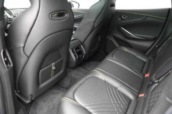 New 2021 Aston Martin DBX for sale $209,686 at Alfa Romeo of Greenwich in Greenwich CT 06830 18