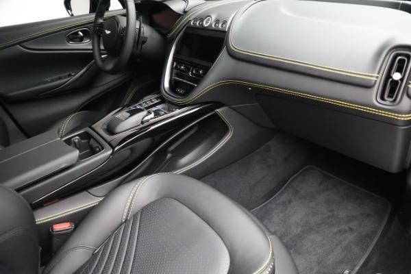 New 2021 Aston Martin DBX for sale $209,686 at Alfa Romeo of Greenwich in Greenwich CT 06830 20