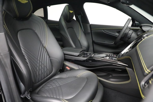New 2021 Aston Martin DBX for sale $209,686 at Alfa Romeo of Greenwich in Greenwich CT 06830 21