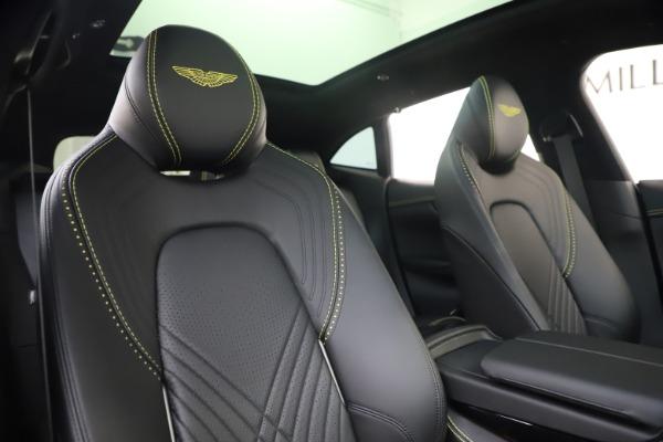 New 2021 Aston Martin DBX for sale $209,686 at Alfa Romeo of Greenwich in Greenwich CT 06830 22