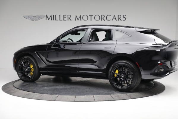 New 2021 Aston Martin DBX for sale $209,686 at Alfa Romeo of Greenwich in Greenwich CT 06830 3
