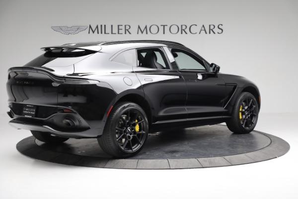 New 2021 Aston Martin DBX for sale $209,686 at Alfa Romeo of Greenwich in Greenwich CT 06830 7